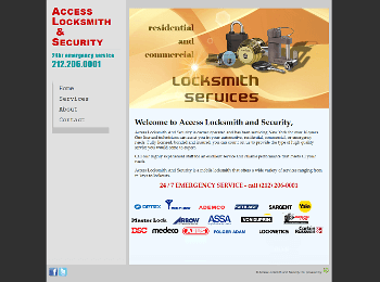 Access Locksmith And Security
