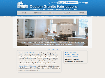 Custom Granite Fabrications