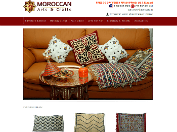 Moroccan Arts And Crafts
